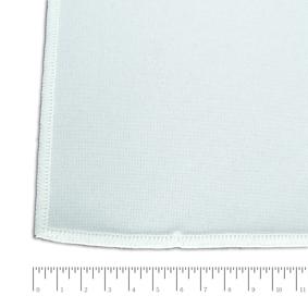 Toalha Quadrada Crepe Branca 160x160