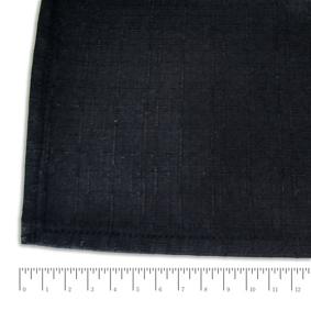 Toalha Quadrada Preta 1,42X1,42
