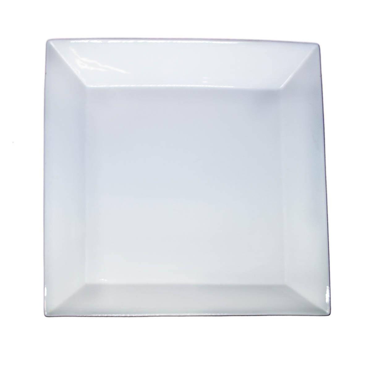 Travessa de Porcelana Quadrada 41x4,5