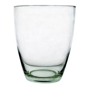 Vaso de Vidro Liso
