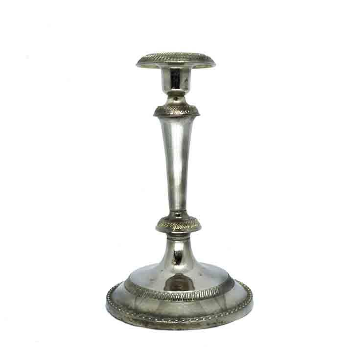 Castiçal 1 Vela 19x0,6 Antigo