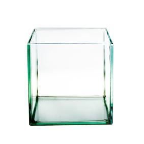 Caixinha vidro 10x10x10
