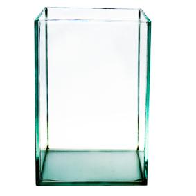 Caixinha vidro 10x10x15