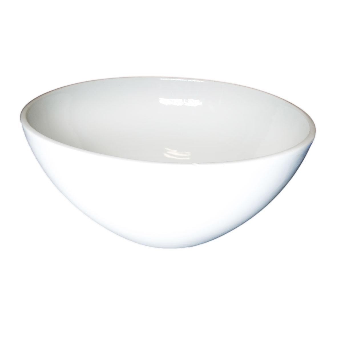Travessa de Porcelana Redonda Funda 41x19,5