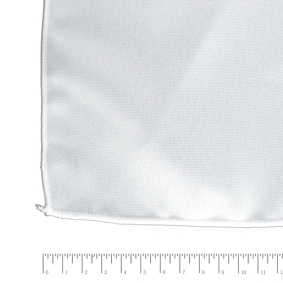 Toalha Quadrada Oxford Branca 1,50 x 1,50