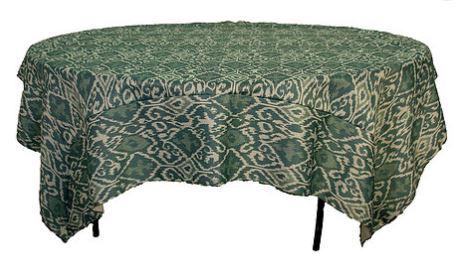 Toalha Quadrada Acquablock Batik Verde